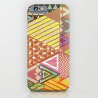 iPhone & iPod Case featuring A FARCE / PATTERN SERIES 003 by ICE CREAM FOR FREE