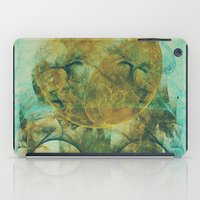 Moon Talking Nebula  iPad Case