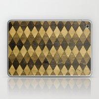 Wooden Diamonds Laptop & iPad Skin