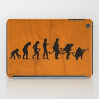 Involution! iPad Case