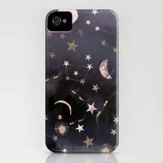 Constellations  Slim Case iPhone (4, 4s)