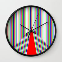 RGB3 Wall Clock