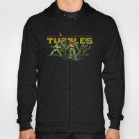 Philippine Revolutionary Ninja Turtles Hoody