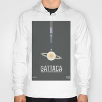Gattaca Artwork Hoody