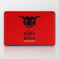 Zuul iPad Case