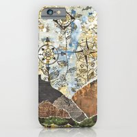 Compass Rose Garden iPhone 6 Slim Case