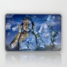 Music Love Laptop & iPad Skin