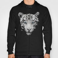 Meduzzle: White Tiger Hoody
