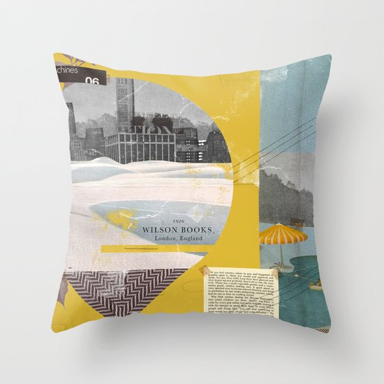 http://matthewbillington.com Throw Pillow