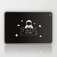 Selling Maps To The Star… Laptop & iPad Skin