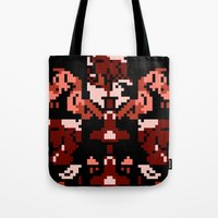 The Alraune Of Perfect Hair Crest Tote Bag
