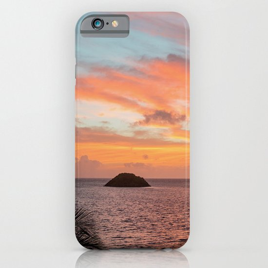 ISLAND SUNRISE iPhone & iPod Case