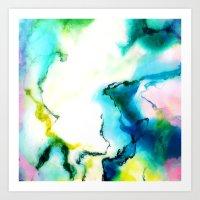 Iocus Art Print