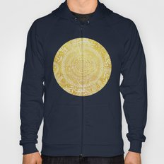 Medallion Pattern In Mus… Hoody