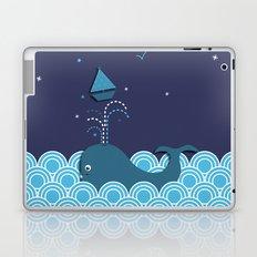 Ahab and the Whale Laptop & iPad Skin