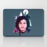 Jon Snow iPad Case