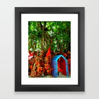 Prayers of the Faithful Framed Art Print