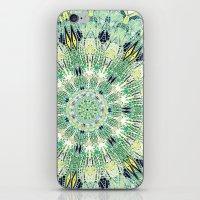 Damsel Wing Mandala I= iPhone & iPod Skin