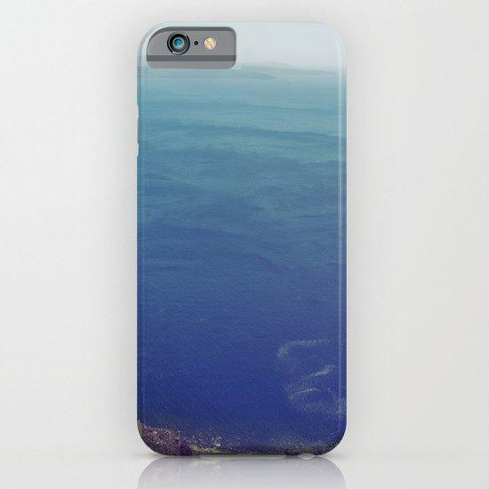 Sea green, ocean blue iPhone & iPod Case