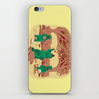 Rock The Forest iPhone & iPod Skin