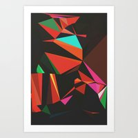 All the Lights Art Print
