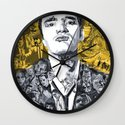 Tarantino Wall Clock