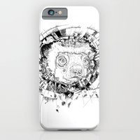 HYPNOTIZED Lemur iPhone 6 Slim Case