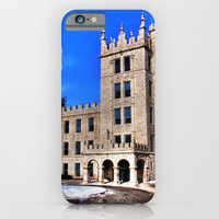 iPhone & iPod Case featuring Northern Illinois University Castle - HDR by Ornithology