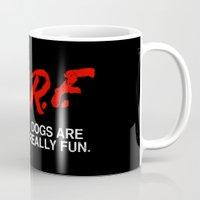 D.A.R.F. Mug