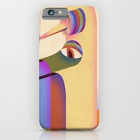 iPhone & iPod Case featuring Figure #1 by Julia Sonmi Heglund