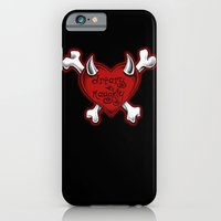 iPhone & iPod Case featuring Dreary and Naughty by Shawn Dubin