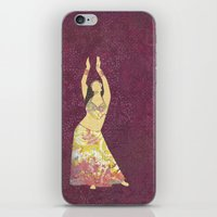 Belly Dancer 13 iPhone & iPod Skin
