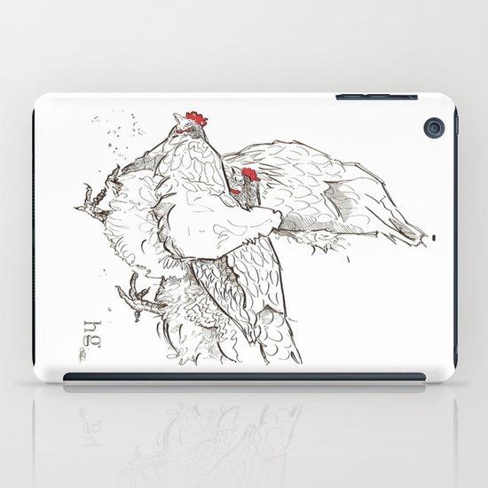 Pecking iPad Case