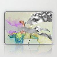 Ghost in the Stone #3 Laptop & iPad Skin