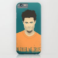 In Tyler we trust iPhone 6 Slim Case