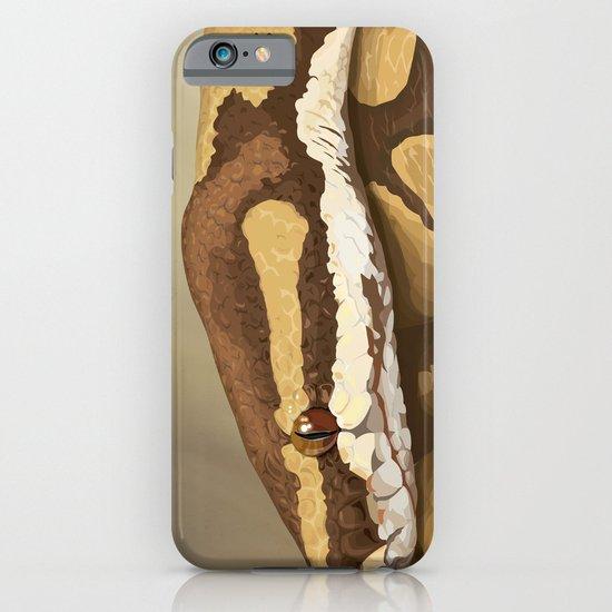 Ball Python (Odysseus) iPhone & iPod Case