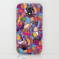 G Pattern Galaxy S4 Slim Case