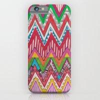 Peruvian Waves iPhone 6 Slim Case