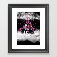 Monster High Framed Art Print