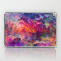 Sunset Storm Laptop & iPad Skin