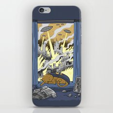 Supercat iPhone & iPod Skin