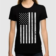 T-shirt featuring Dirty Vintage Black And … by RexLambo