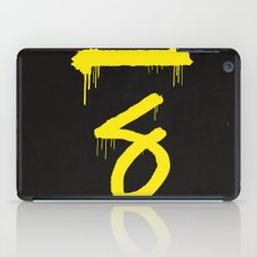 No. 7. Dead Man iPad Case