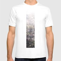 Snow In Early Fall(1)  Mens Fitted Tee White SMALL