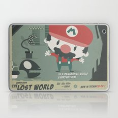 mario bros 4 fan art Laptop & iPad Skin