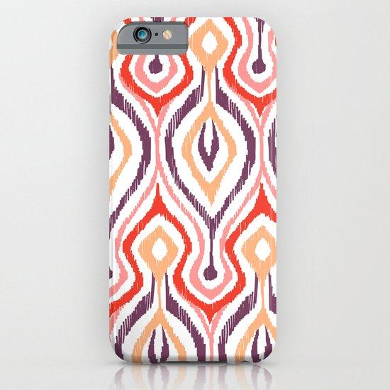 Sketchy Ikat - Nebula iPhone & iPod Case