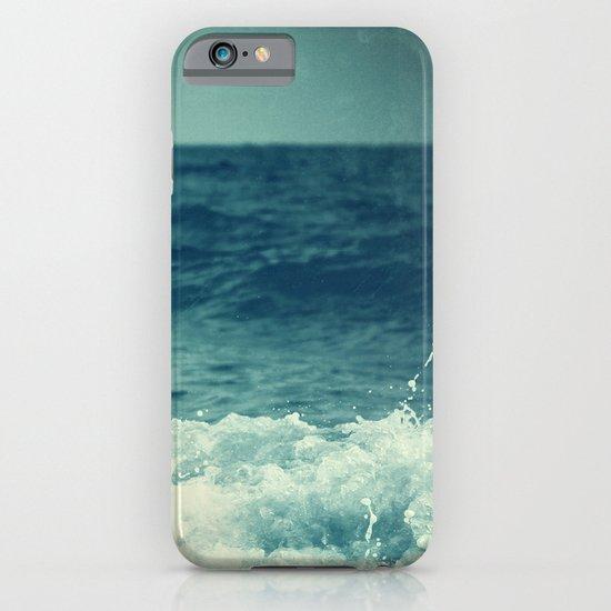 The Sea II. (Sea Monster) iPhone & iPod Case