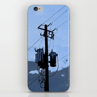 Transformer iPhone & iPod Skin