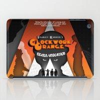 A Clockwork Orange iPad Case