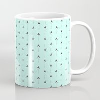 mint magic arrows Mug